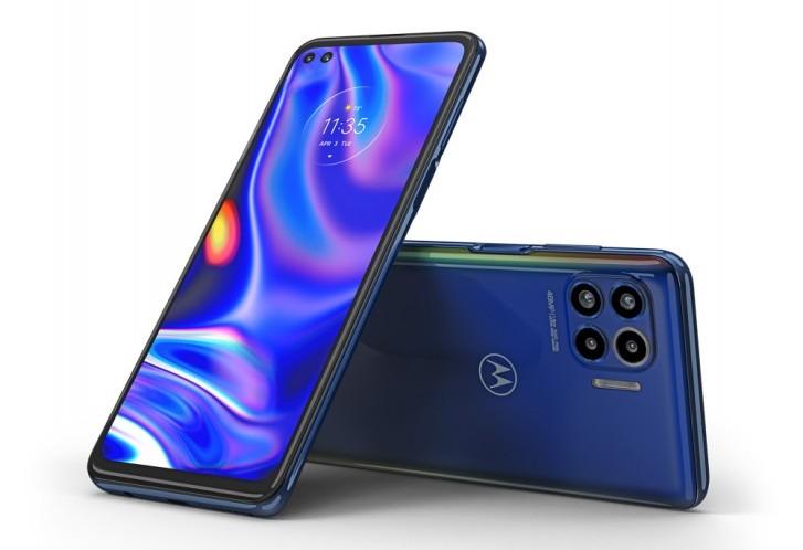 Motorola One 5G Maroc