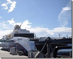 15 ferry Larvik Hirstal