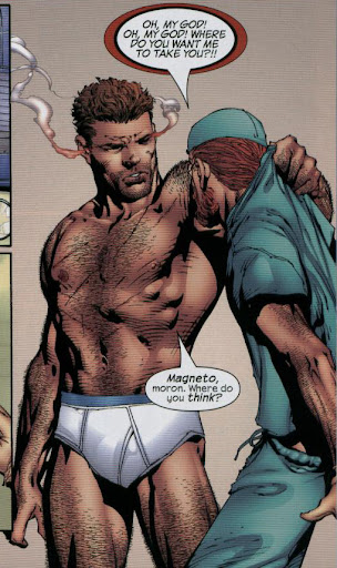 UltimateXmenTPBVol6102a Lets All Gawp at Cyclops in a Thong