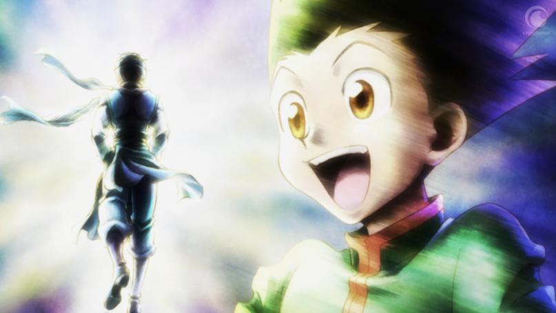 12 Days of Anime #1 Hunter x Hunter Image 1