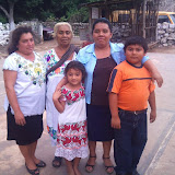 The Action Group from Tiholop. They'll be planting a church in San Marcos.