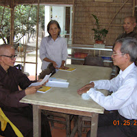 [T&C-012] Thầy tiếp giáo sư Chung (27/01/2006)