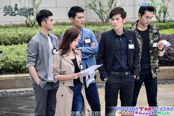 Lãng mạn với những bộ phim truyền hình Hoa ngữ trong tháng 10 này - Ảnh 34.