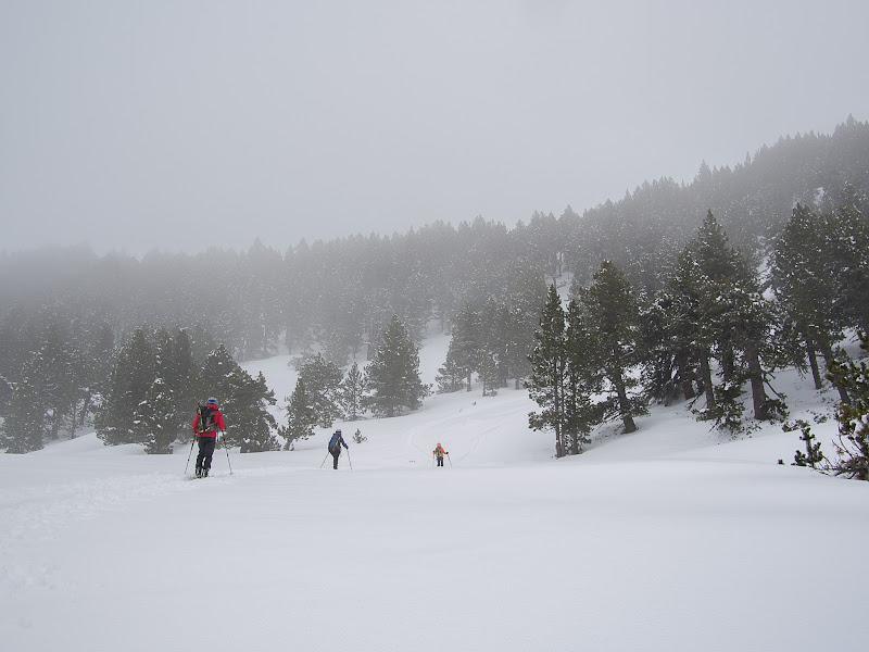 Pujant el Mont Llaret