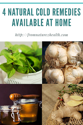 Natural Cold Remedies Available at Home