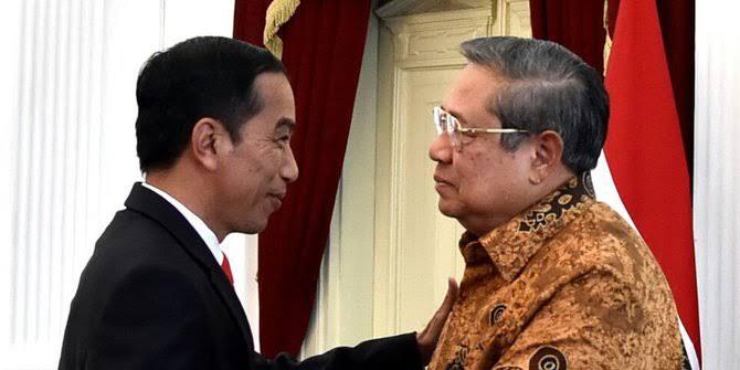 Kasus Jiwasraya, Jokowi Disebut Tak Tahu Terima Kasih kepada SBY