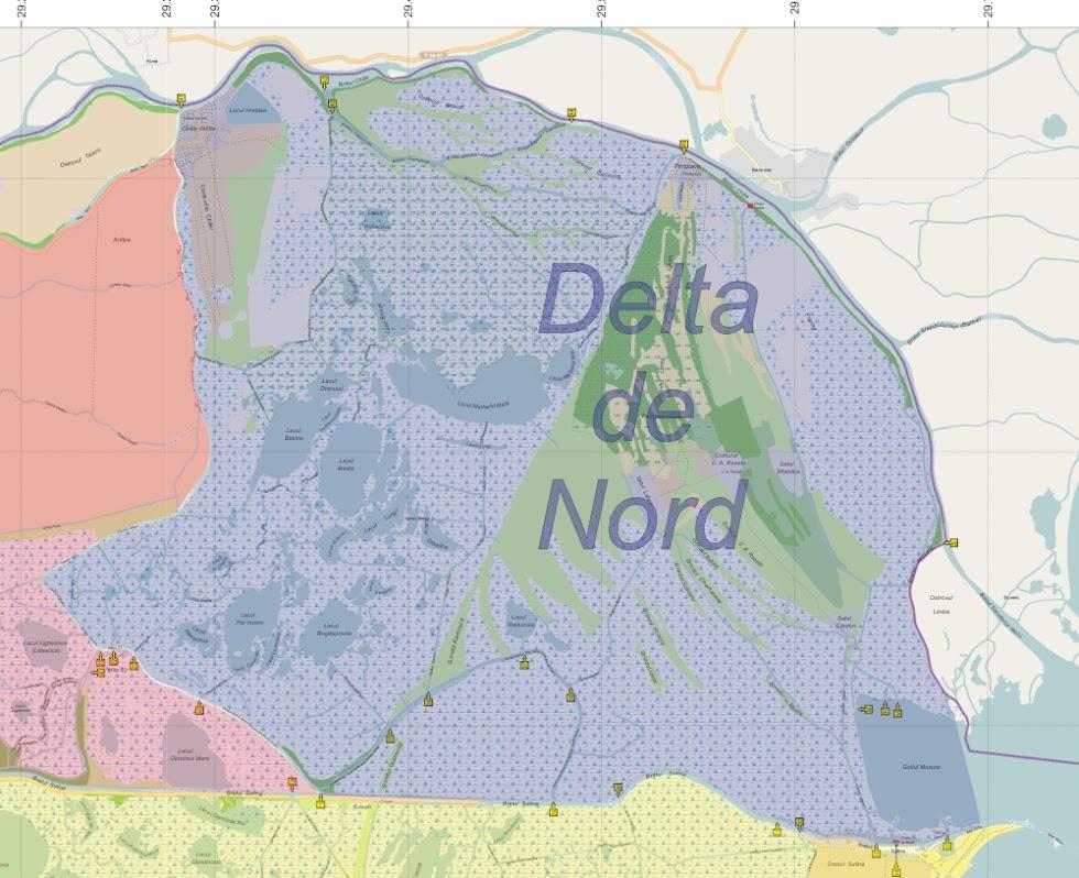 Delta de Nord