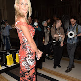OIC - ENTSIMAGES.COM - Lady Victoria Hervey at the  LFW a/w 2016: Ashley Isham - catwalk show in London 20th february 2016 Photo Mobis Photos/OIC 0203 174 1069