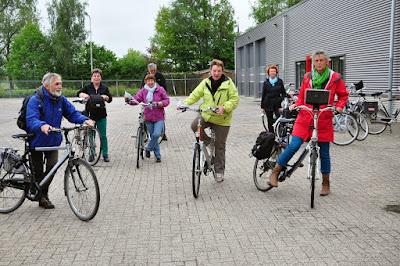 Terbroekse fietstocht 2e Pinksterdag