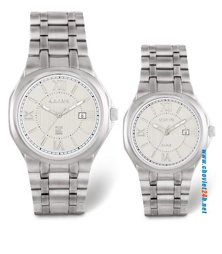 Đồng hồ đôi Sophie Aravena Couple - CPU21