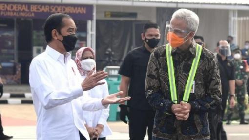 Wow! Akhirnya Ganjar Pranowo Akui Dapat Arahan Khusus Jokowi