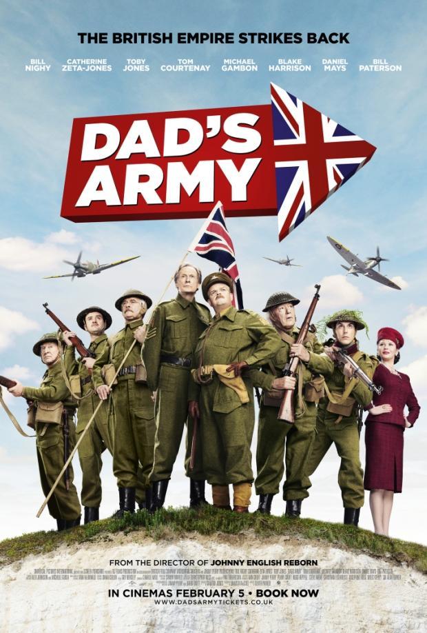 Tình Báo Mật Danh - Dad's Army (2016)