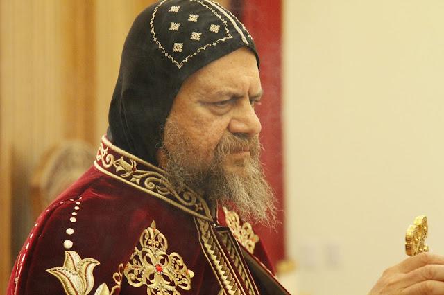 His Eminence Metropolitan Serapion - St. Mark - _MG_0081.JPG