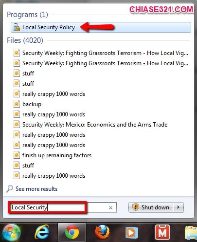 cách bảo vệ máy tính trước người lạ