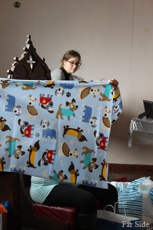Blanket from Jo