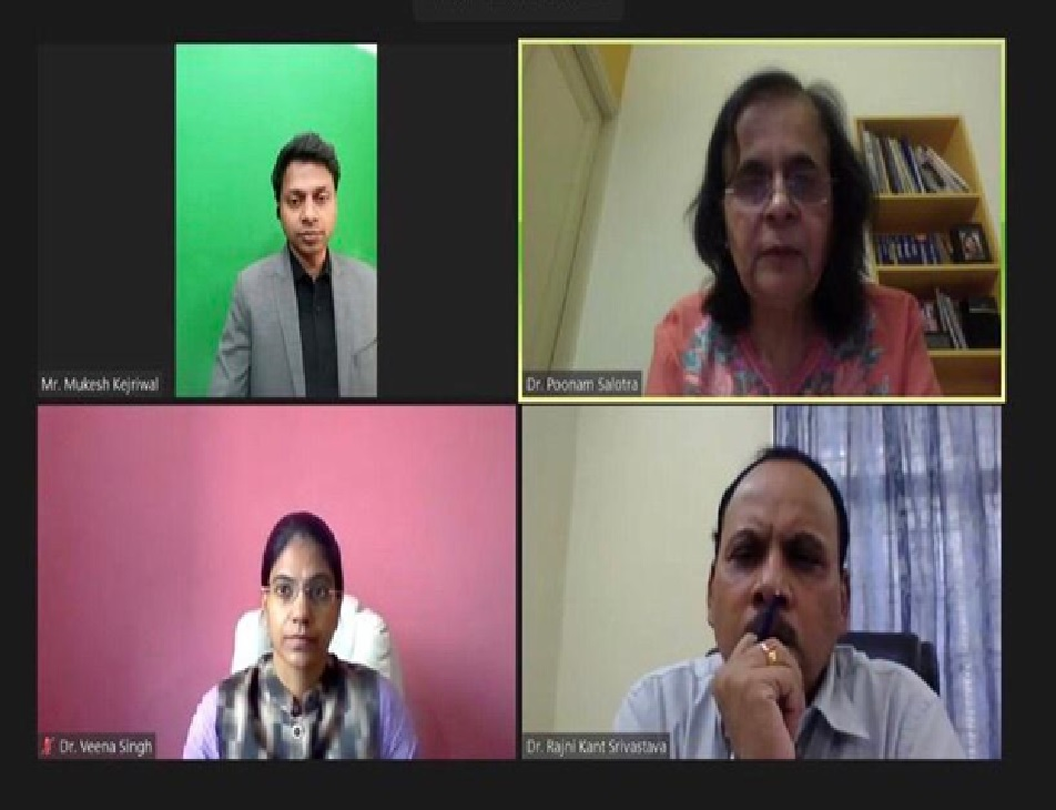 पूर्णियां:कोरोना के साथ ही दूसरी संक्रामक बीमारियों के लिए भी फास्ट ट्रैक मोड अपनाना होगाः डॉ. श्रीवास्तव