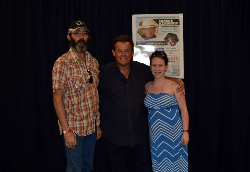 Sammy Kershaw/Buddy Jewell Meet & Greet - DSC_8384.JPG