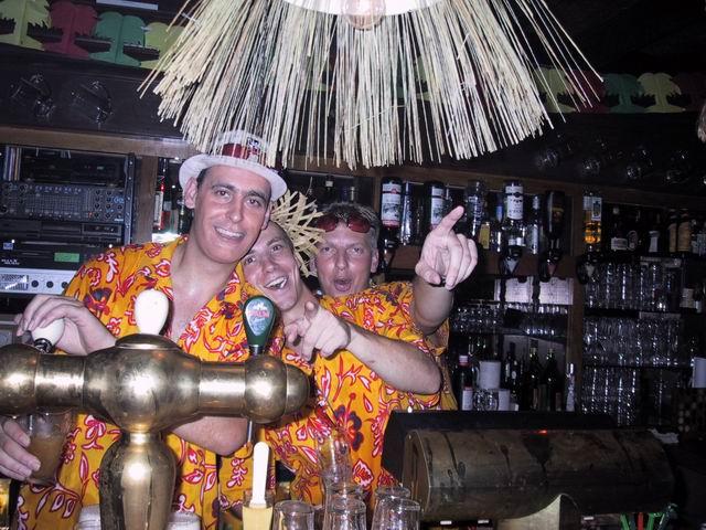 Tropical Beach Party De Fryske Pub Echtenerbrug