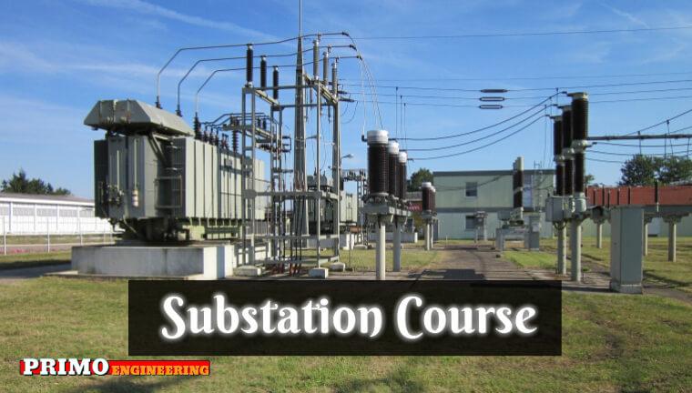 كورس substation كامل بالمحاضرات والماتريل والكويزات