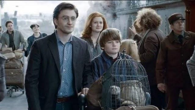 Acontecimentos no mundo mágico em 1º de setembro após os eventos de Harry Potter e as Relíquias da Morte