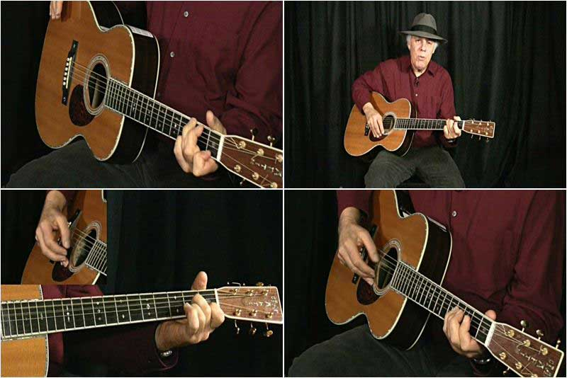 Fred Sokolow - Bawdy Blues for Fingerstyle Guitar