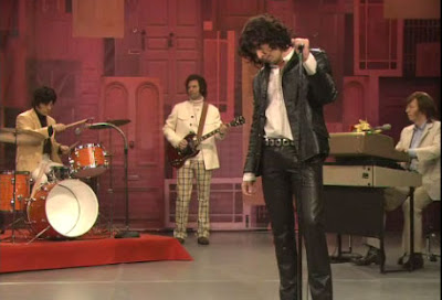 Jimmy Fallon goes 'twice as high' with Jim Morrison act