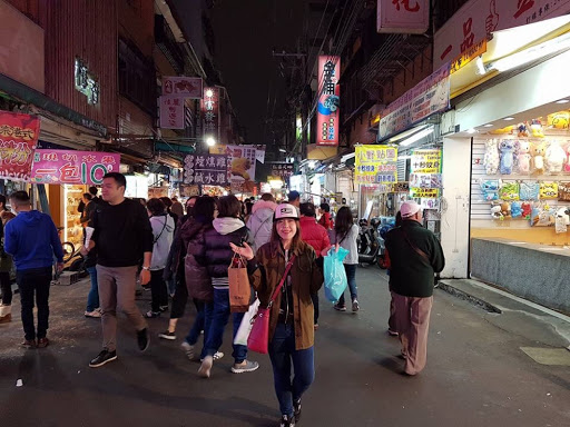 Retail therapy at Fengjia Night Market in Taichung Taiwan