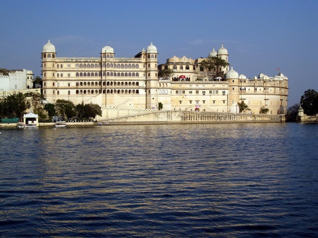 The city Palace, Udaipur