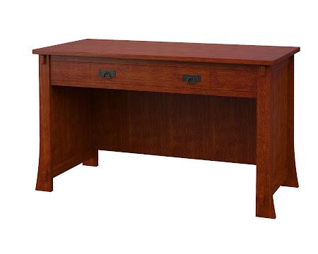 Seville Writing Desk in Dakota Maple