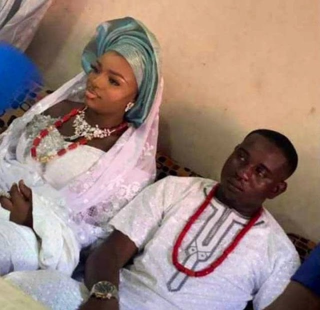 DOROTHY REACTS TO TRENDING LOOKALIKE NEWLY WEDDED PICTURE
