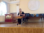 Концертная программа: Аистэ БРУЖАЙТЭ - канклес (Литва)