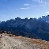 Bike - Freeridetour Brixen Plose 01.Dez.11