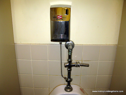 Clogged Urinal