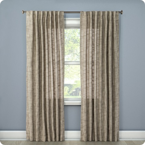 target curtains