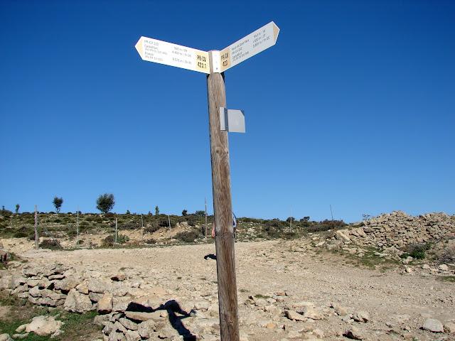 senderismo Castellfort Rambla Sellumbres