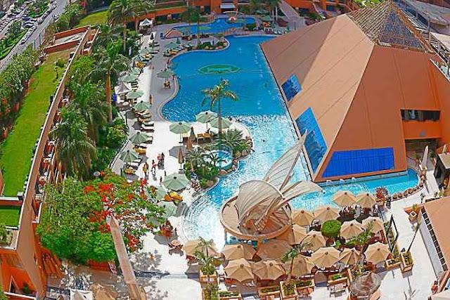 رقم وعنوان فندق انتركونتيننتال سيتي ستارز القاهرة