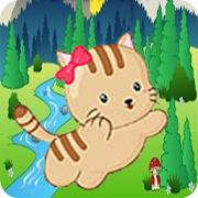 Cat Kitty Jumping Fun Game