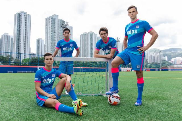 傑志2021-2022全新主場球衣隆重登場,由官方運動用品及裝備贊助商Nike設計及生產