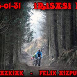 Irisasi BTT 2016 Felix