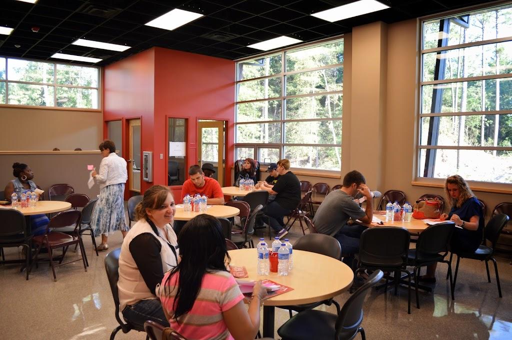 New Student Orientation Texarkana Campus 2013 - DSC_3118.JPG