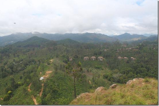 Елла Шрі-Ланка, гори
