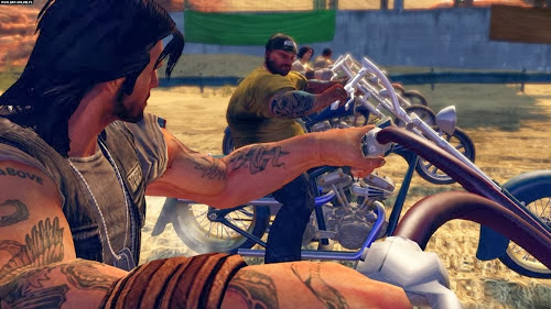 Ride To Hell Retribution (2013) Full PC Game Resumable Direct Download Links and Rar Parts Free