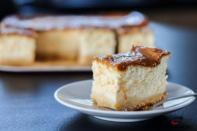 ciasta i desery, sernik, sernik z kajmakiem, sernik na kruchym, puszysty sernik, kremowy i delikatny sernik