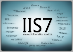 IIS Welcome