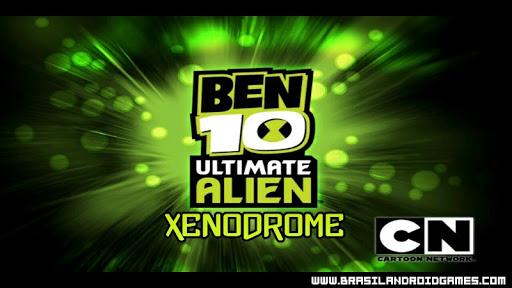Ben 10 Xenodrome
