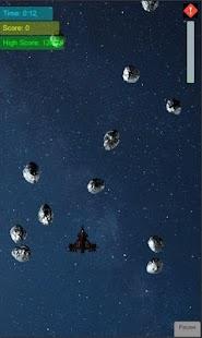 ClusterAsteroid - náhled