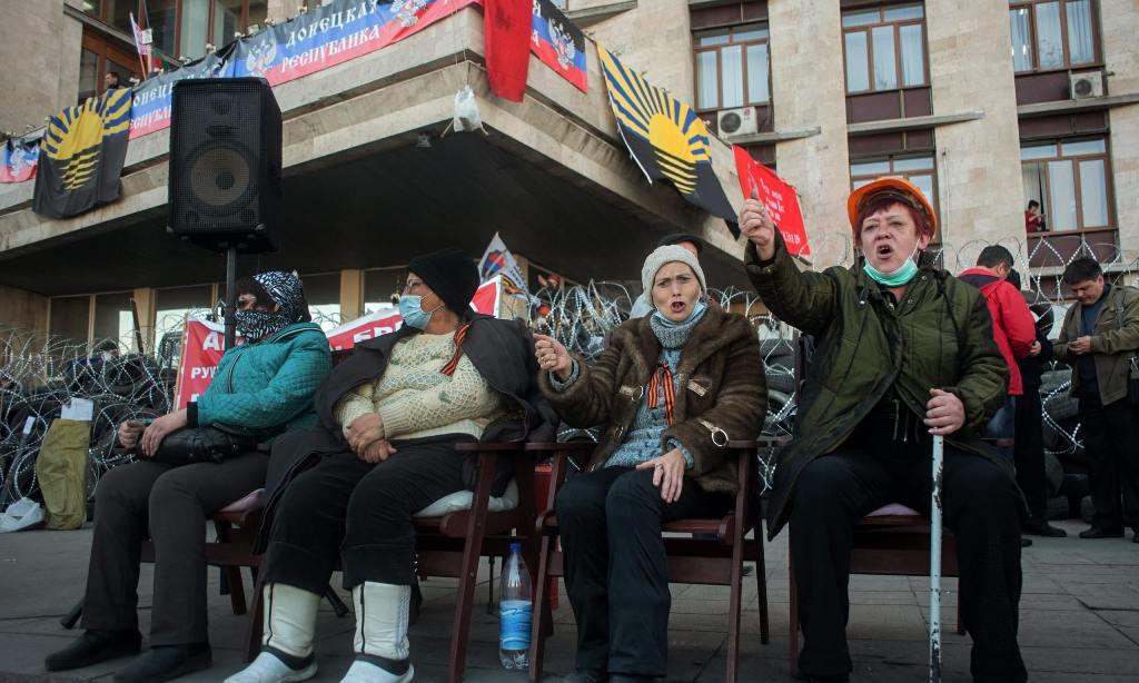 Боевики за сегодня 12 раз обстреляли позиции украинских военных. Уничтожен беспилотник террористов, - пресс-центр АТО - Цензор.НЕТ 7376