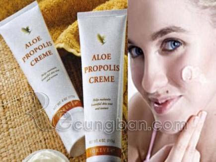 Kem dưỡng da lô hội Aloe Propolis Crème mã số 051