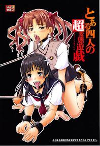 Toaru shi-ri no hentai yugi