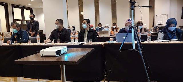 Kementan Lakukan Pertemuan Monitoring dan Evaluasi Pelatihan Program IPDMIP